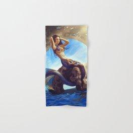 Mexican Mermaid Hand & Bath Towel