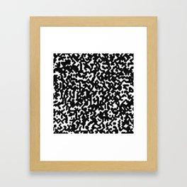 digitalHaring. 1 Framed Art Print