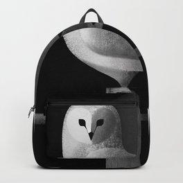 Barn Owl Full Moon Backpack