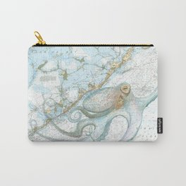 Key Largo Octopus Carry-All Pouch