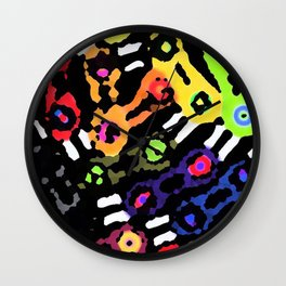 Breaker of Chains Wall Clock