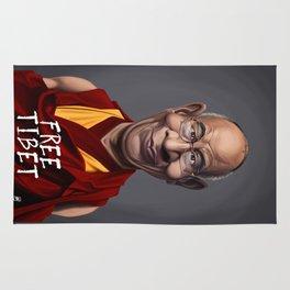 Celebrity Sunday ~ Dalai Lama (FREE TIBET SPECIAL) Rug