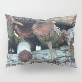 Logs Pillow Sham
