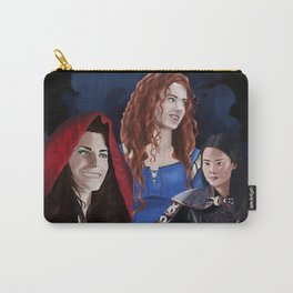 Warrior Women of OUAT Carry-All Pouch