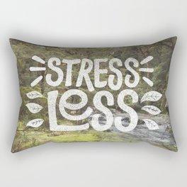 Stress Less Rectangular Pillow