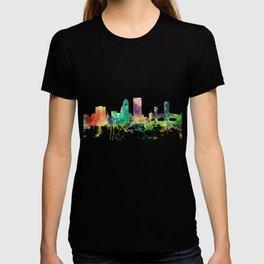 Jacksonville, Florida skyline SP T-shirt