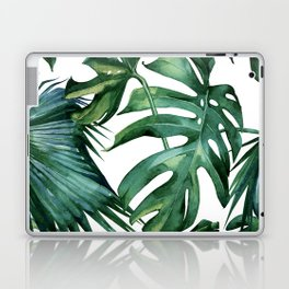 Simply Island Palm Leaves Laptop & iPad Skin