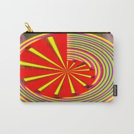spinning abstraction Carry-All Pouch