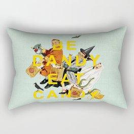Be Dandy Eat Candy Rectangular Pillow