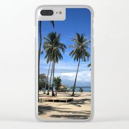 Honda Bay III Clear iPhone Case