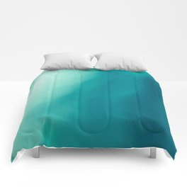 The colors of the deep ocean Comforters