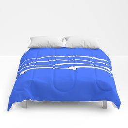 Mariniere marinière – new variations IV Comforters