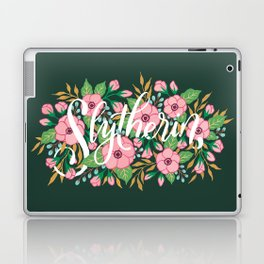 Slytherin Laptop & iPad Skin