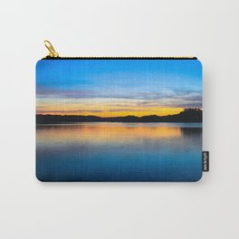 Sunset at Stumpy Lake in Virginia Beach Carry-All Pouch