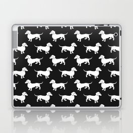 Dachshunds All Over Laptop & iPad Skin