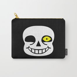Sans Skull Bad Time Carry-All Pouch