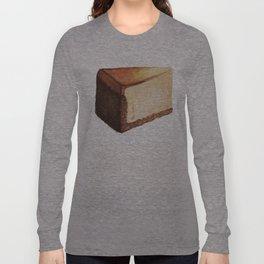 Cheesecake Slice Long Sleeve T-shirt