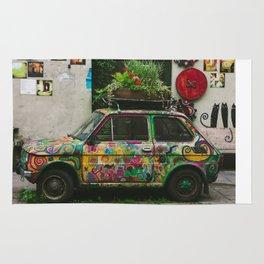 Funky Car Rug