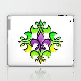 Five Nola Flowers Laptop & iPad Skin