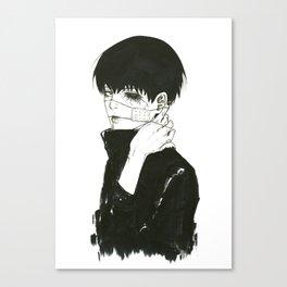 •Kuroneki• Canvas Print