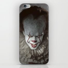 Pennywise The Clown iPhone Skin