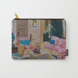 Golden Girls living room Carry-All Pouch