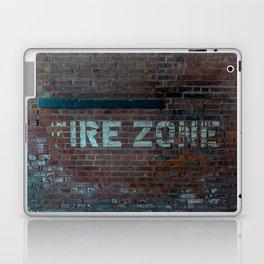The (F) Ire Zone Laptop & iPad Skin