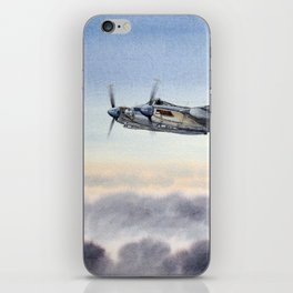 Mosquito De Havilland Aircraft iPhone Skin