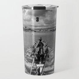 Linear Start Travel Mug
