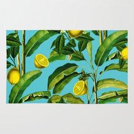 Lemon and Leaf II Rug