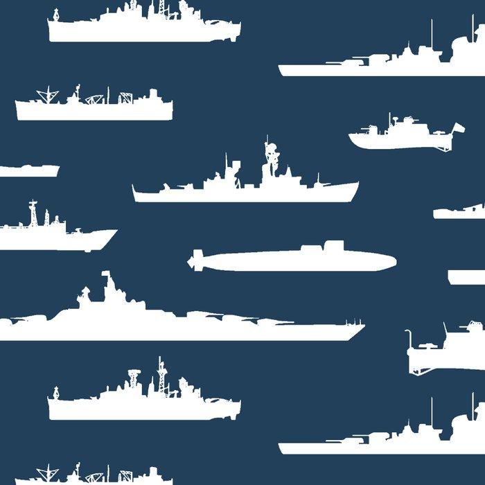 Battleship // Navy Blue Leggings