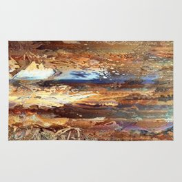 High Desert Abstract Rug