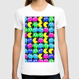 Pacman wallpaper T-shirt