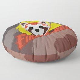 Future Industries Fire Ferrets Floor Pillow