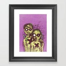 Happiness II Framed Art Print