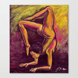 Scorpio Rising Canvas Print