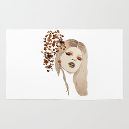 Gold Eyeshadow - Version 1 Rug