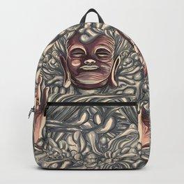 Buddha Bath Backpack