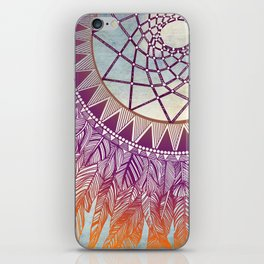 dreamcatcher: mining for the meaning iPhone Skin