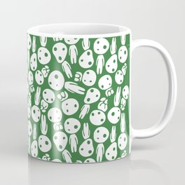 Hayao Miyazaki's Kodamas Coffee Mug