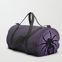 Halloween Spider Duffle Bag