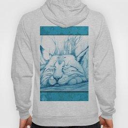 Bobcat nap Hoody