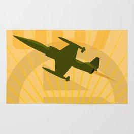 Starfighter 637 Rug