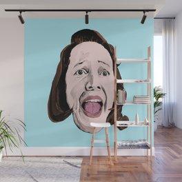 Crazy Annie Wilkes - Misery (Blue) Wall Mural