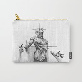 Wrought from Clay Carry-All Pouch