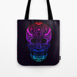 The Skull & The Ram Tote Bag