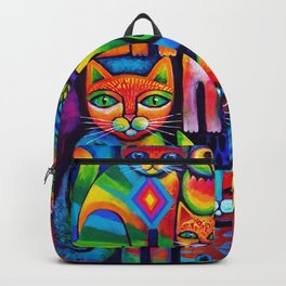 Owl and Pussicats Backpack