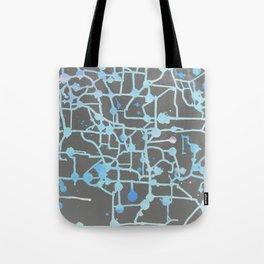 Inverted Circuit Breaker Tote Bag
