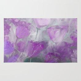 Shades of Lilac Rug