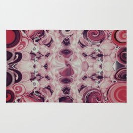 different perspective Rug